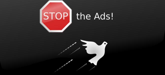Блокировка рекламы в приложениях android