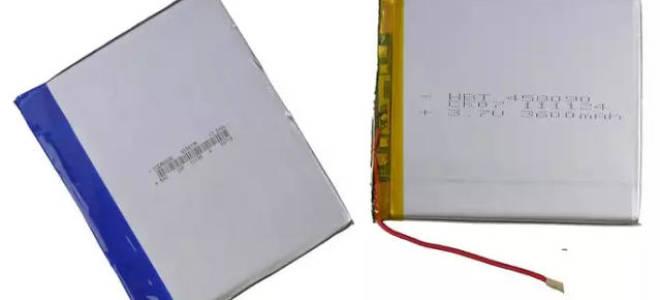 Как зарядить полностью разряженный аккумулятор планшета